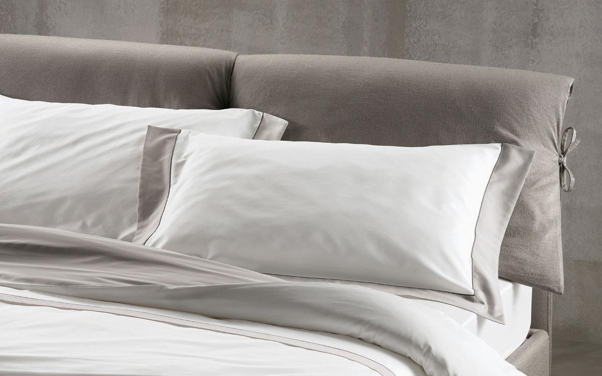 Letti una piazza e mezza flou best flou duetto camera da letto in stile in stile moderno di - Letto flou nathalie prezzo ...
