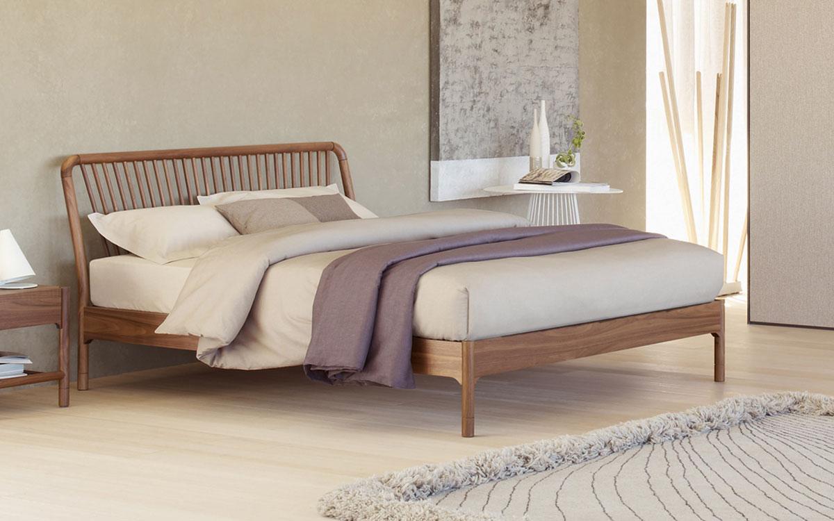 flou betten sveva. Black Bedroom Furniture Sets. Home Design Ideas
