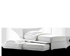 Flou beds - Letto flou biss ...