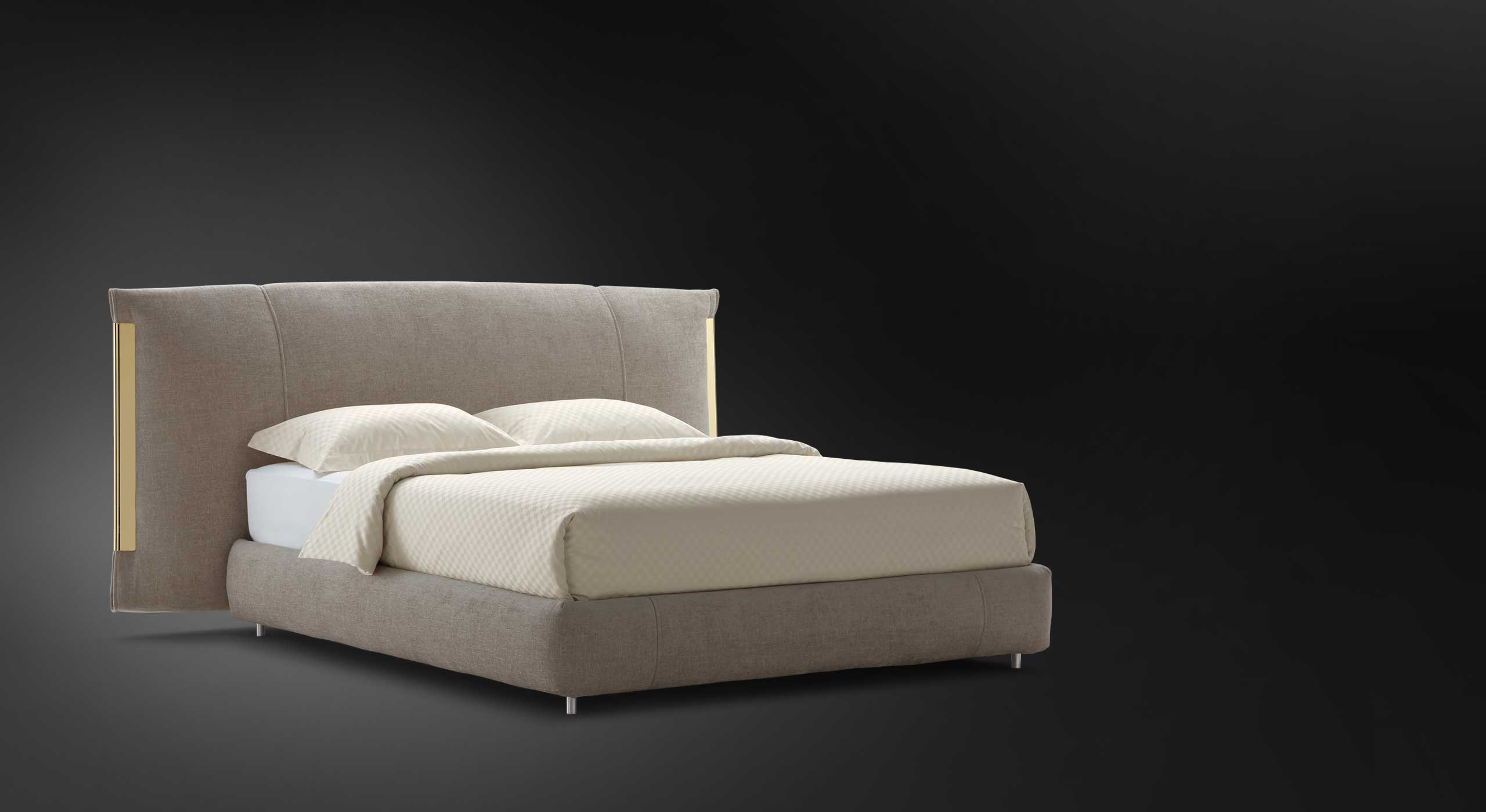 Adjustable Bed Base >> Double bed Amal Flou