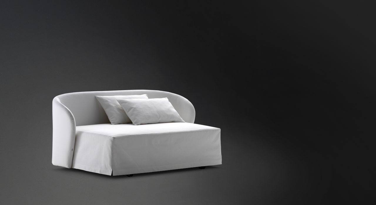 Divano letto design outlet for Letti outlet design