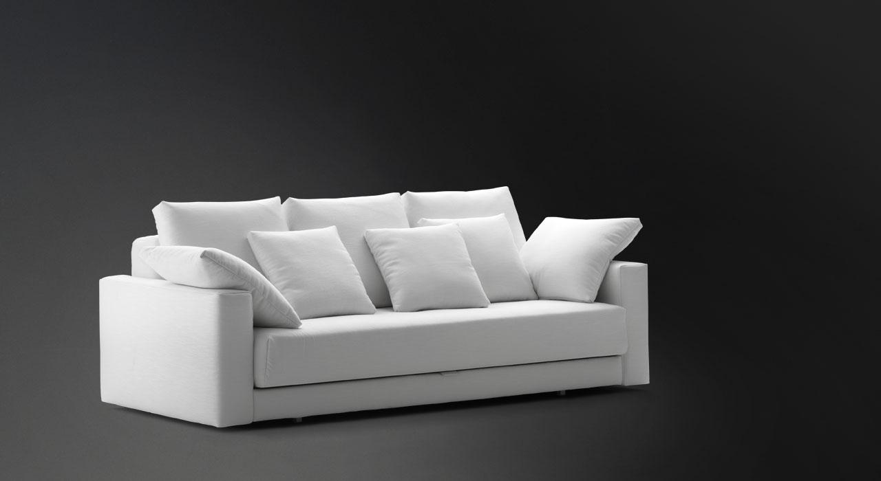 Flou letto piazzaduomo - Divani trasformabili letto ...