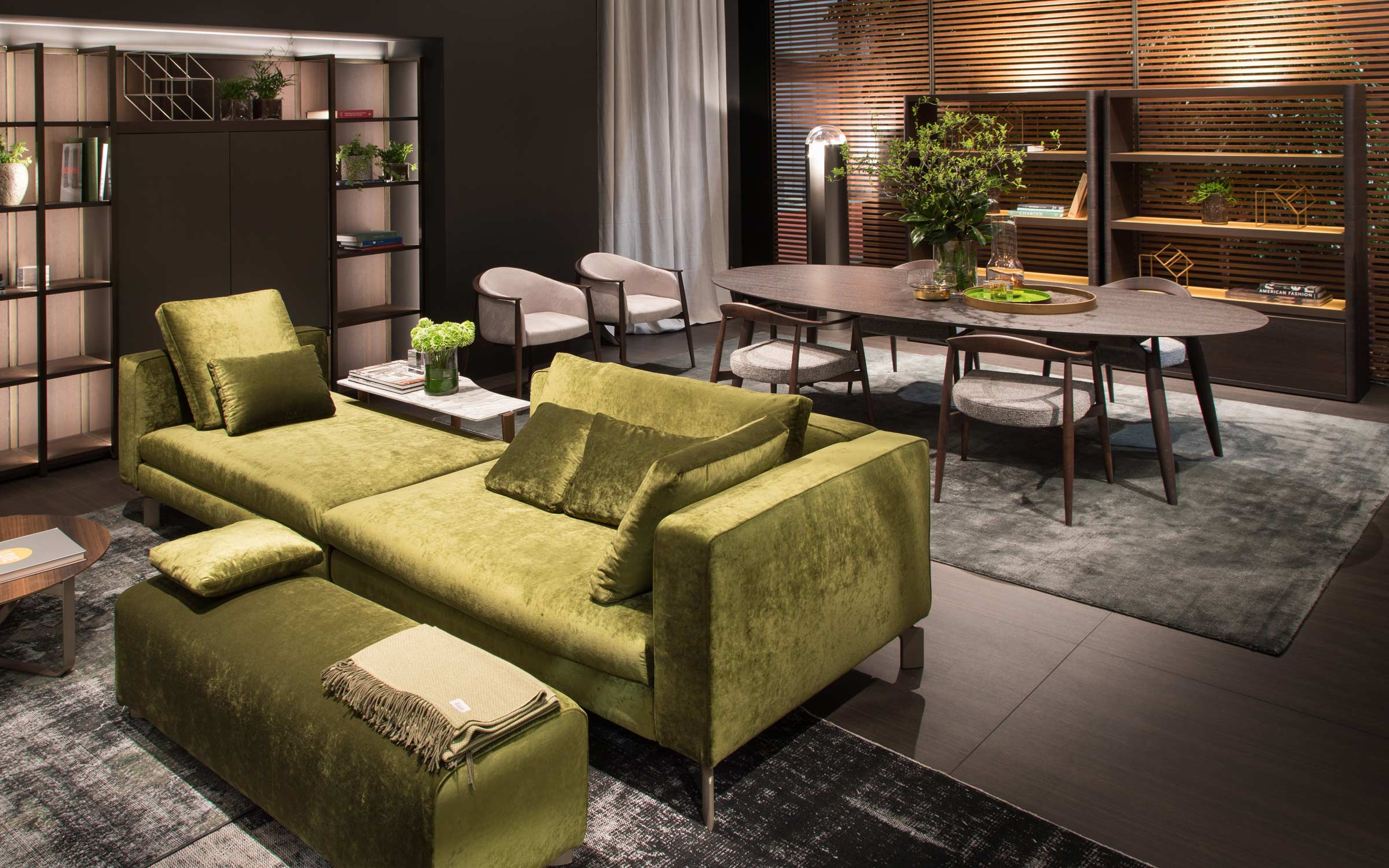 flou neuheiten 2017. Black Bedroom Furniture Sets. Home Design Ideas