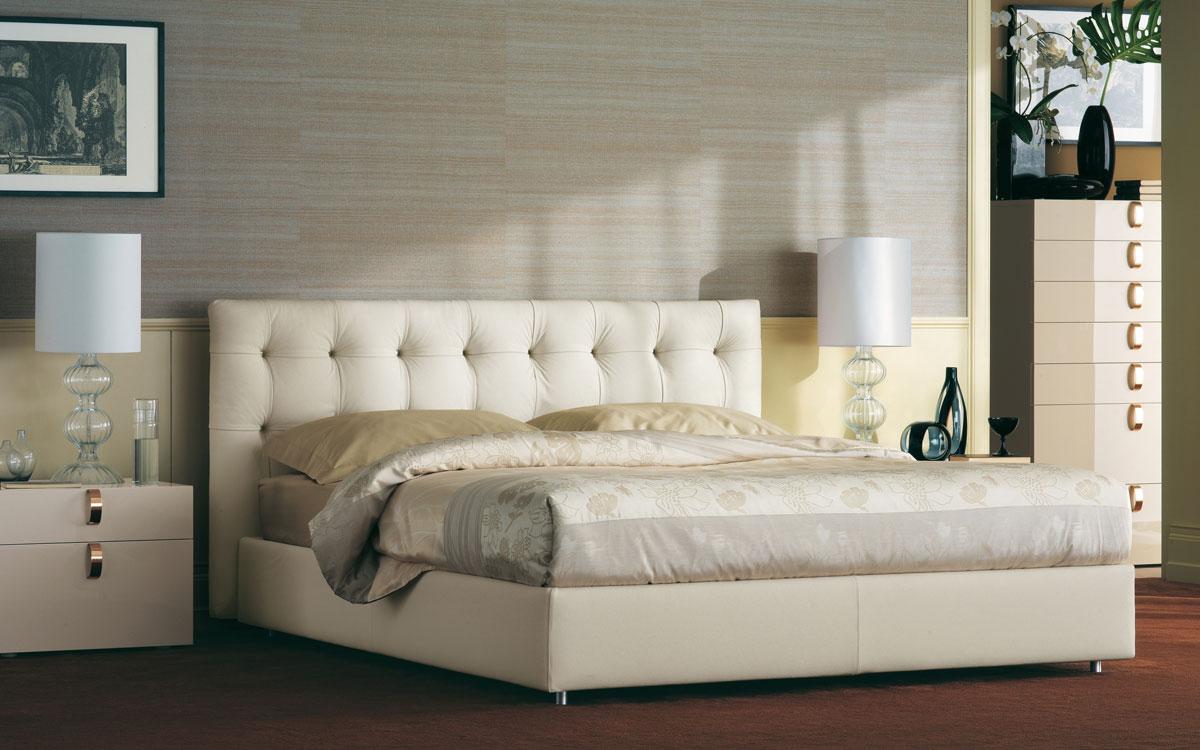 Letti Flou A Verona : Flou bed relais
