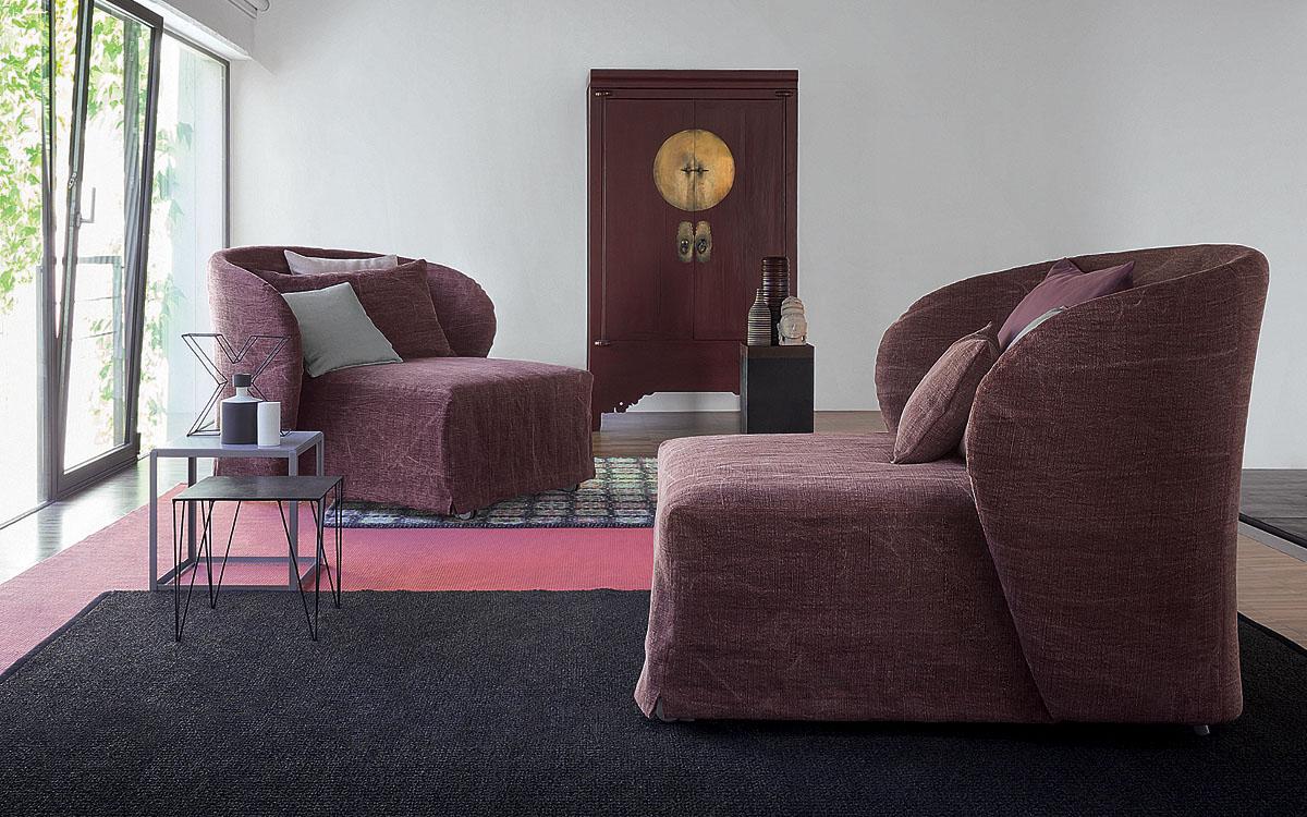 Best divani letto flou ideas for Poltrona letto
