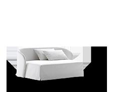 Dafnedesign letto e comodino un letto singolo per una