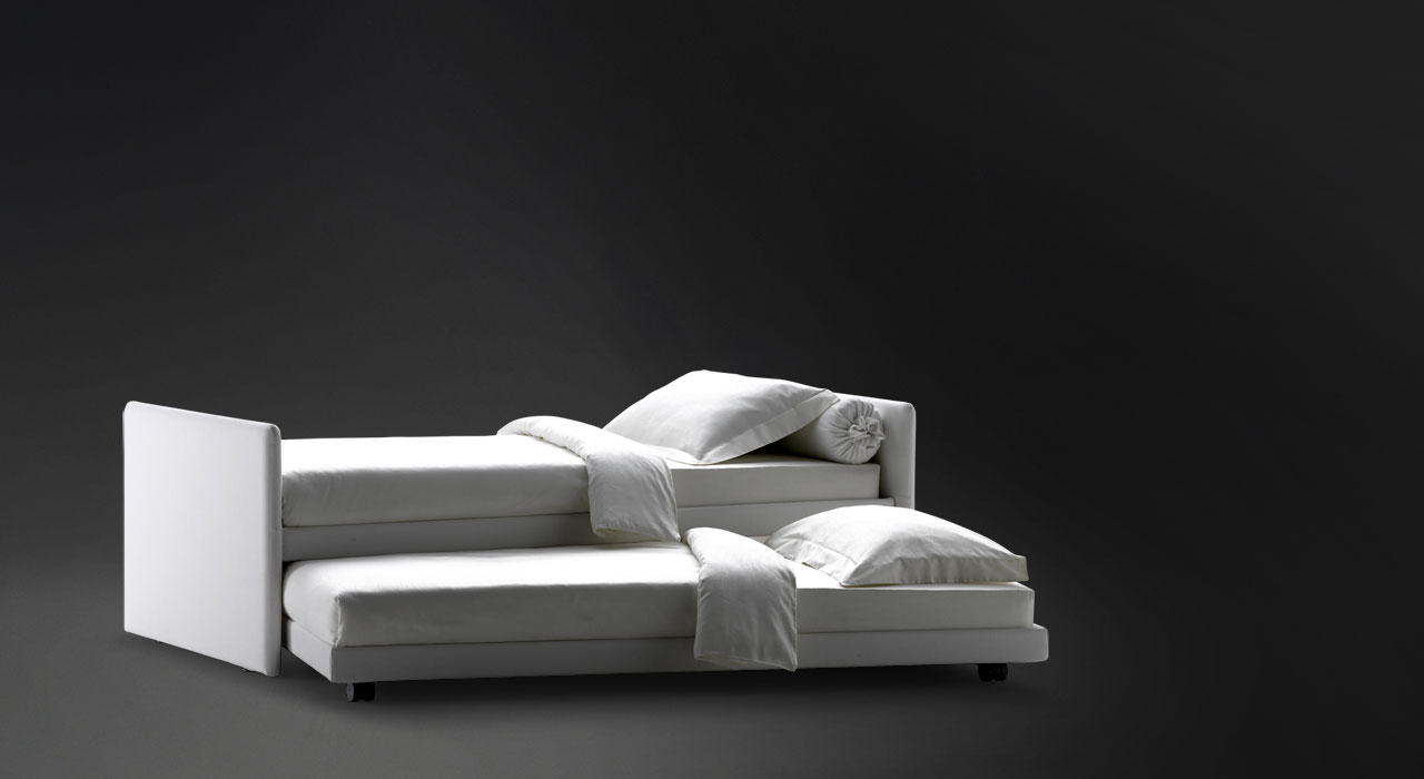 Flou bed - Duetto