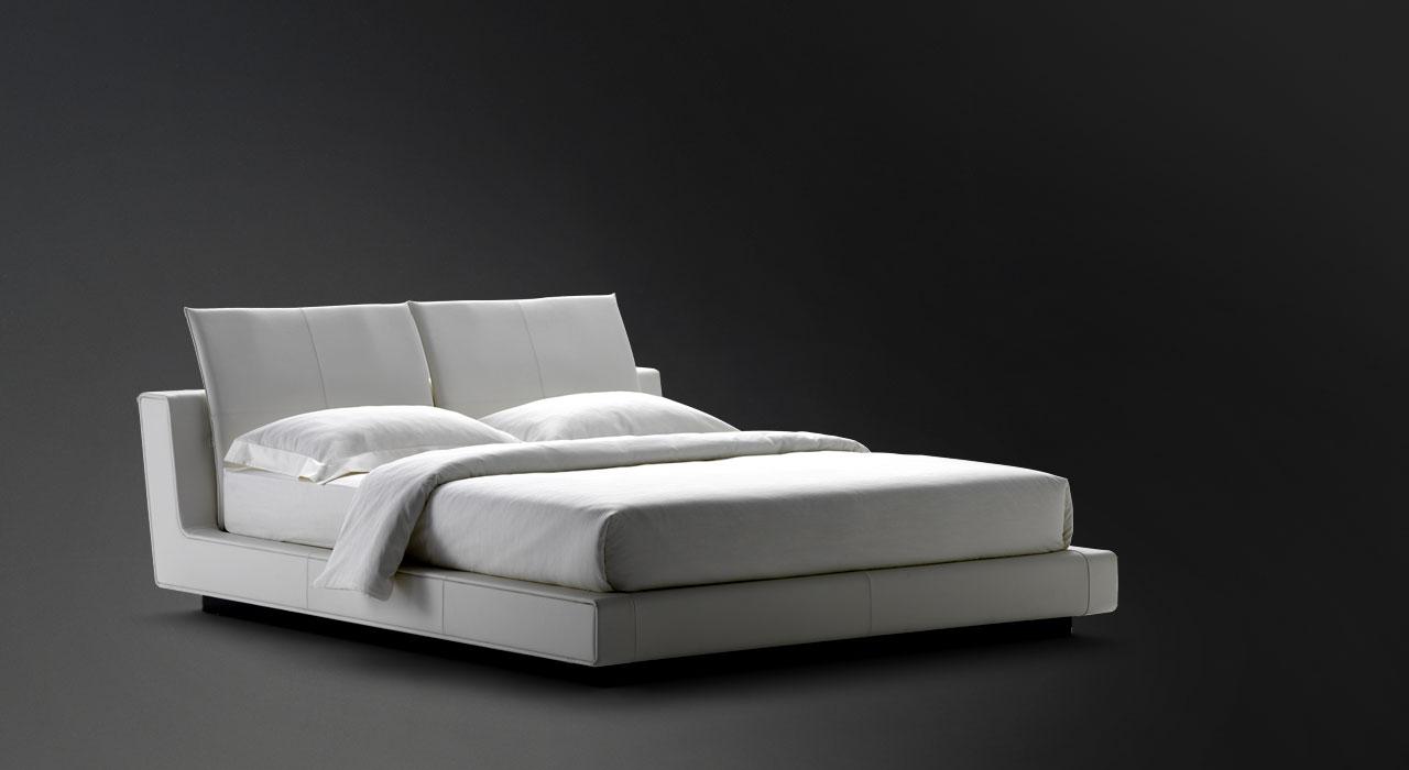 flou bed sama. Black Bedroom Furniture Sets. Home Design Ideas