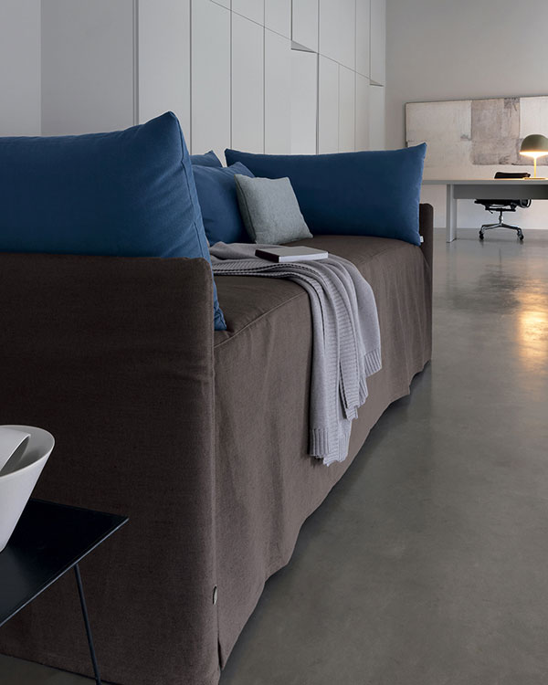 Fantastic Flou Duetto Beds Beutiful Home Inspiration Papxelindsey Bellcom